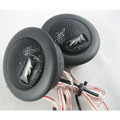 ZYHW Marca Novo design 50 w tweeter tweeter carro 2 pcs