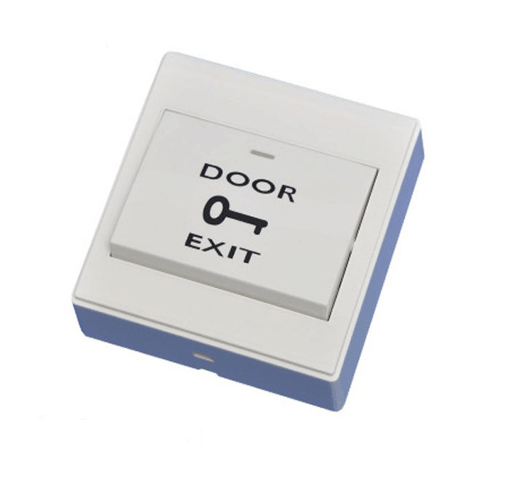high quality door exit button emergent switch push release for access control system no signal ...