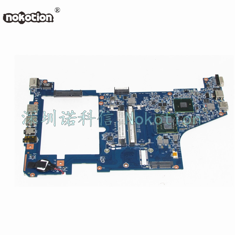 NOKOTION 48.4GS01.02N MBPTS01001 MB.PTS01.001 For acer aspire 1830T for Gateway EC19C laptop motherboard HM55 DDR3 I5-470UM CPU самокат larsen cool gs 002b l04 n c n s