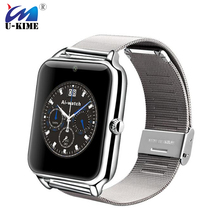 2017 Metal strap Smart Watch Z50 2G Internet NFC Support SIM TF Card Wearable Devices SmartWatch For Apple Android Phone.