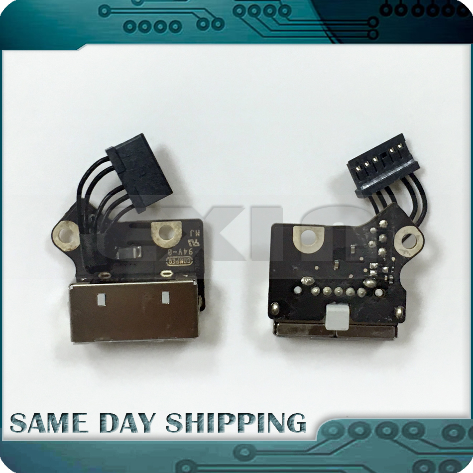 """MagSafe 2 DC IN Board for 15/"""" MacBook Pro Retina A1398-2012 2013 2014 2015"""