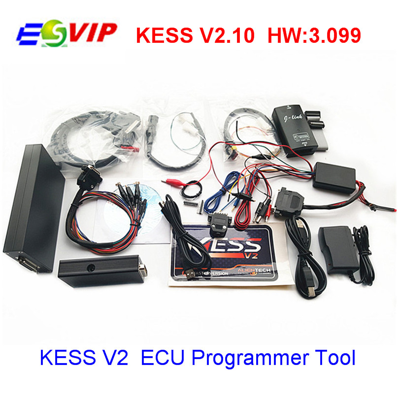Newest KESS V2 obd2 Manager Tuning Kit kess v2.10 master No Token Limit care tool Kess v2  V3.099 Master Version diagnostic-tool  kess newest v2 28 obd2 tuning kit kess v2 fw4 036 sw2 28 ecu chip tuning tool free ecm titanium software free ship