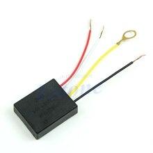 цены на 1pc Lamp touch Switch 220V 1A Electrical Equipment Table light Parts On/off 1 Way Touch Control Sensor Bulb Lamp Switch  в интернет-магазинах