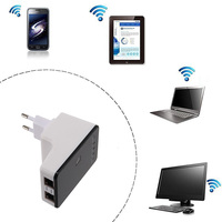 Wifi Wireless Router Repeater Dual Frequency 300M Mini Portable Expander For Home XXM8
