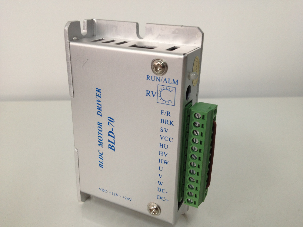 ФОТО Free shipping dc electric motor speed controller BLDC driver controle