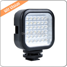 LED36 LED Luz de Vídeo Para Canon Nikon Sony Câmera Filmadora Mini DVR 36 pcs LED na Luz Da Câmera