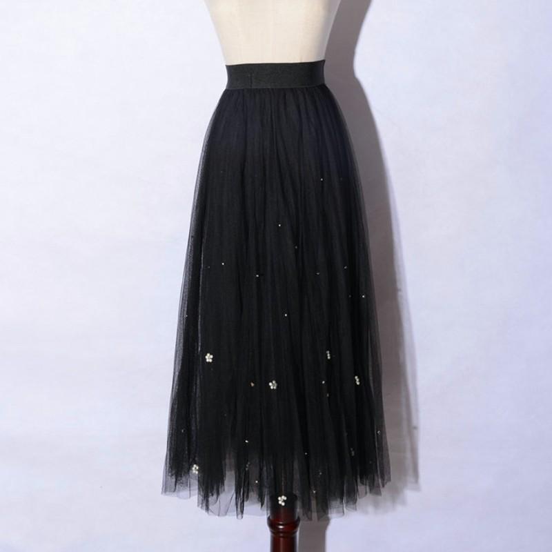 lace long skirt 05