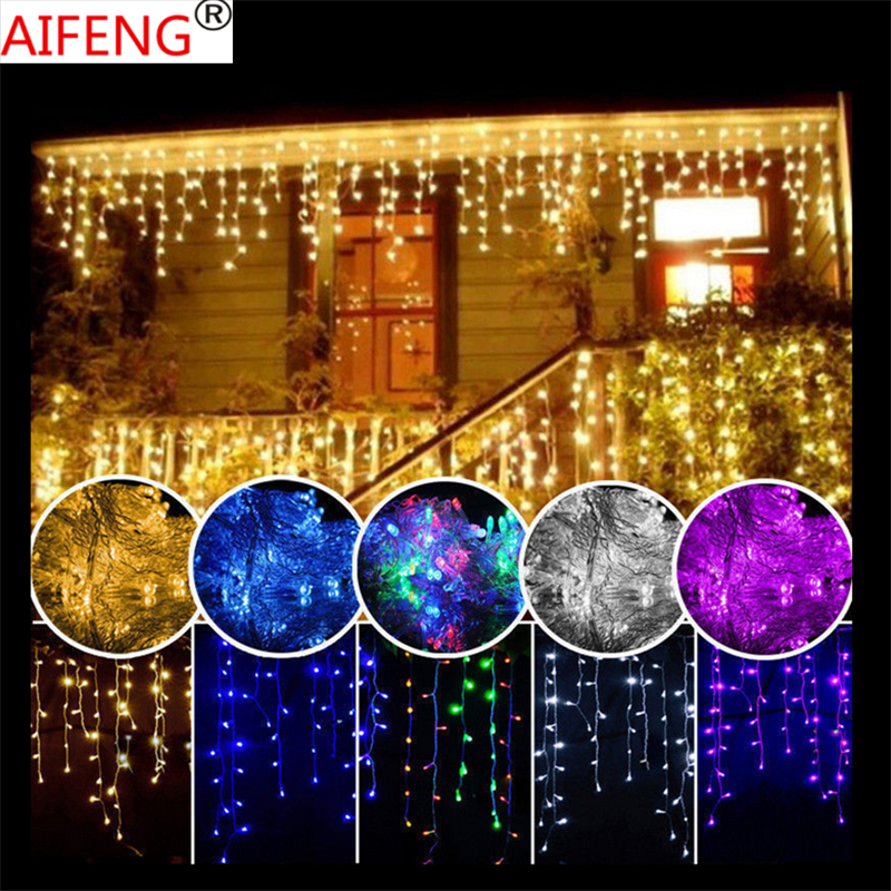 Led dripping icicle christmas lights cheap light led bulb buy aifeng led dripping icicle lights decoration indoor christmas led string outdoor holiday decorations garland fairy with led dripping icicle christmas lights aloadofball Gallery