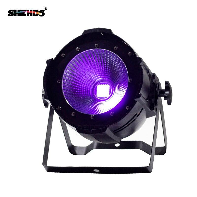 LED Par COB 200 W Seulement Violet Strobe Stage de Lumière Haute Puissance Dmx512 Lumière Boîtier En Aluminium Éclairage de Scène DJ Équipement