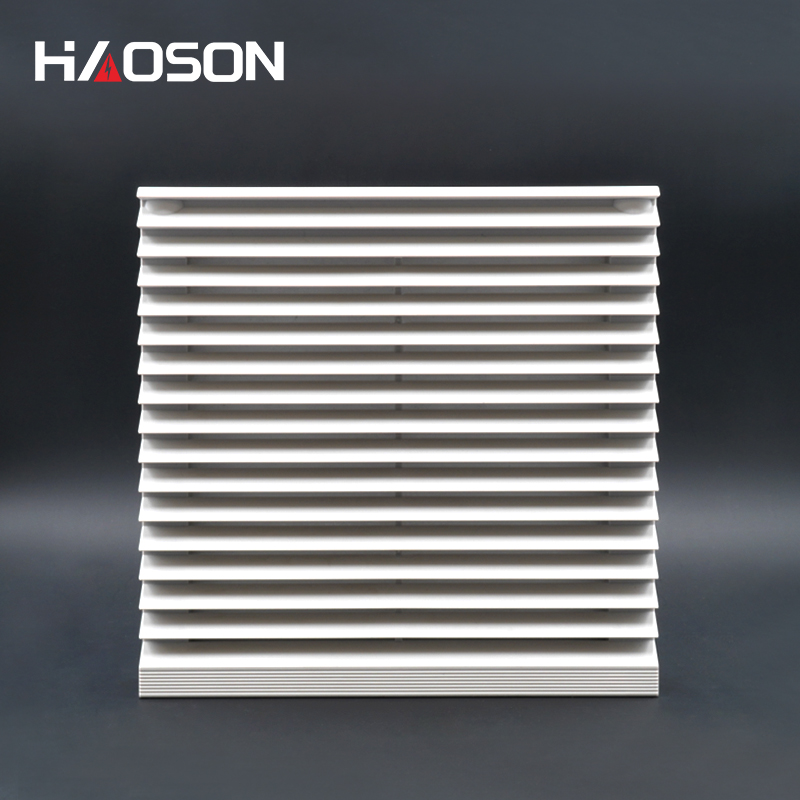 204*204*30mm Ventilation Air Filter ,cabinet Fan Filter, Exhaust Air Outlet Air Grille Air Vent  HK6623.300
