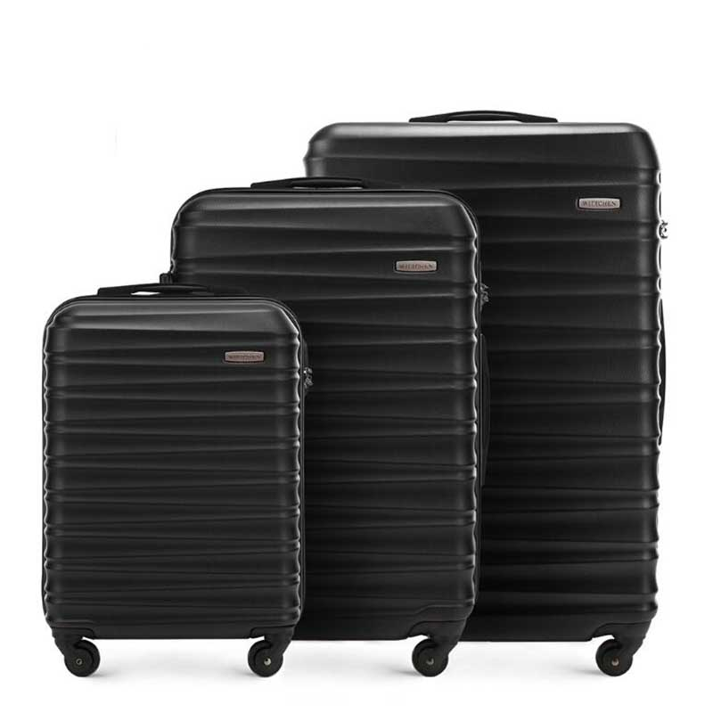 travel tale 20 24 28 inch abs spinner carry on koffer luggage cheap trolley set travel suitcase. Black Bedroom Furniture Sets. Home Design Ideas