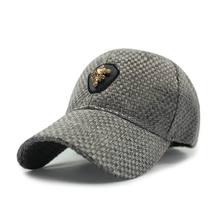 New Brand Flax Summer Baseball Hat Short Brim Visor Autumn Fashion Shade Hat Male  Hat Sunscreen Sunhat