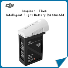 Original DJI TB48 Intelligent Flight Lipo Battery 22.2V 5700mAh for DJI Inspire 1 RC FPV Quadcopter Drone