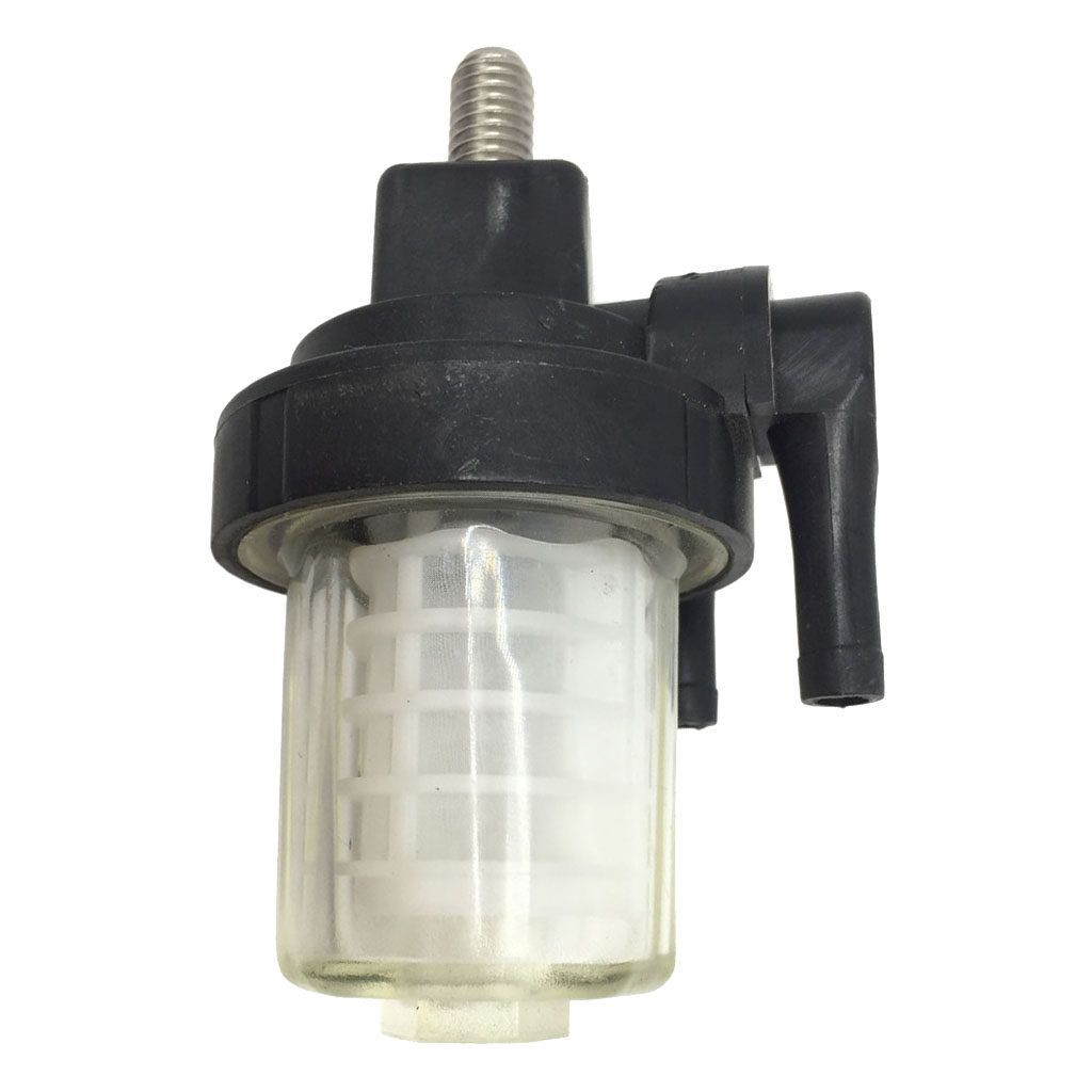 1 Pcs Plastic Boat Fuel Filter Water Separator For Yamaha 9.9HP 15HP 25HP 30HP 40HP Outboards Motors 3.54 Inch Boat Accessories