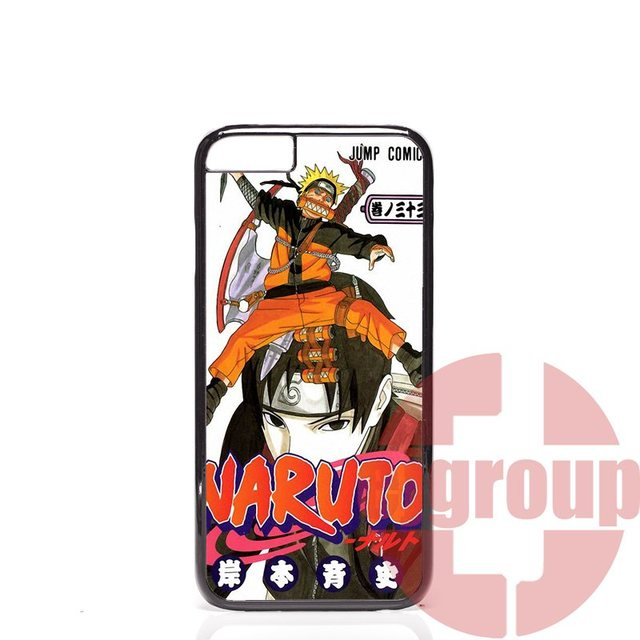 Naruto Manga Cover Case For Motorola Moto X