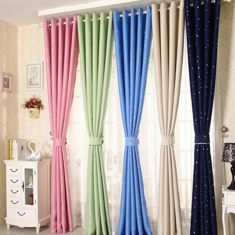 2016 korean stars rideaux pour le salon de luxe blackout curtains for living room bedroom cortinas cocina childrens curtains - Salon De Luxe