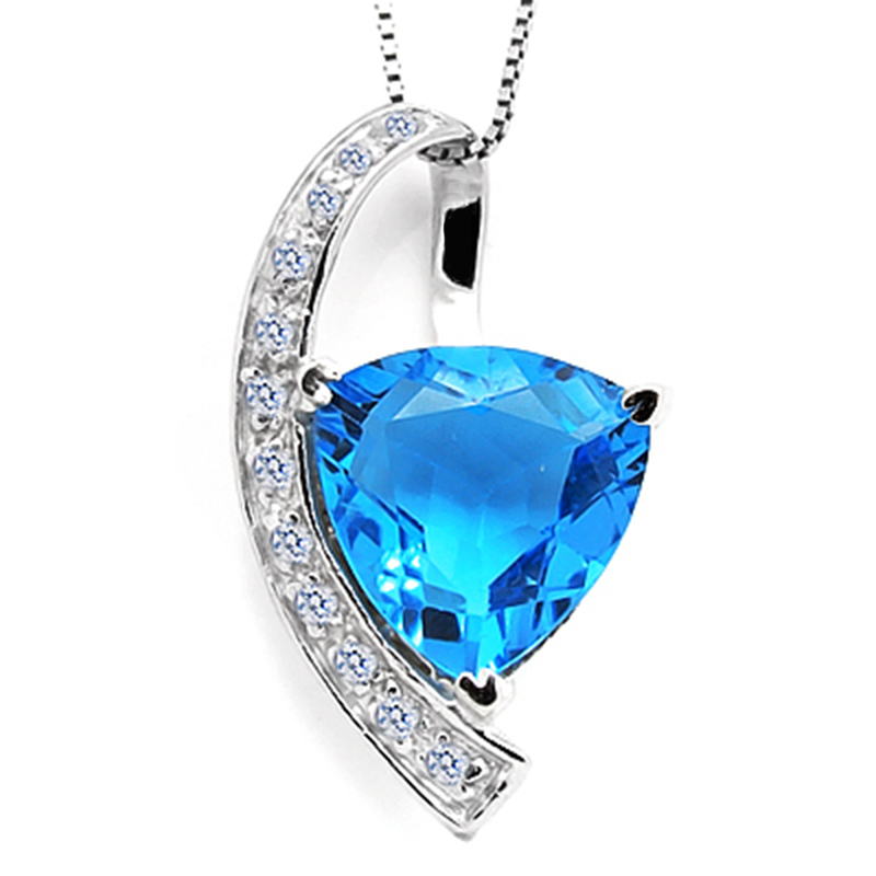 2017 Qi Xuan_Blue Stone Simple Elegant Pendant Necklace_Real Blue Stone Necklace_Quality Guaranteed_Manufacturer Directly Sale 2017 Qi Xuan_Blue Stone Simple Elegant Pendant Necklace_Real Blue Stone Necklace_Quality Guaranteed_Manufacturer Directly Sale