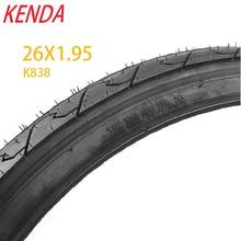 цена на Kenda Bicycle Tire 26X1.95 26 inch MTB Mountain Road Bike Tires Cycling Rubber Tube Wide Tyres K838 65PSI 450KPA