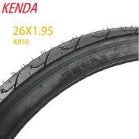 Kenda Fietsband 26X1.95 26 Inch Mtb Weg Mountainbike Banden Fietsen Rubber Buis Brede Banden K838 65PSI 450KPA