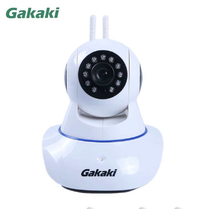 Gakaki 960P Home Security IP Camera Wireless Smart WiFi Camera WI-FI Audio Record Surveillance Baby Monitor HD Mini CCTV Camera home security ip camera wireless smart wifi camera wi fi audio record surveillance hd mini cctv camera night vision network 2pcs