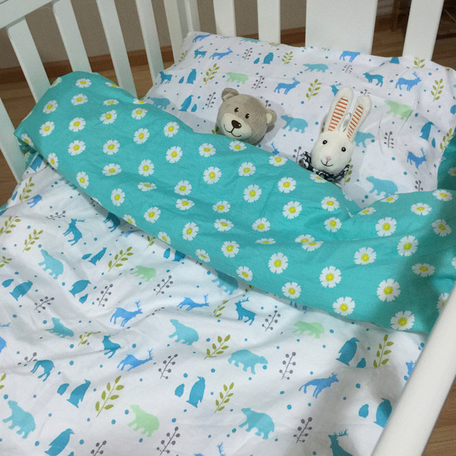 Stripe Baby Bedding Set