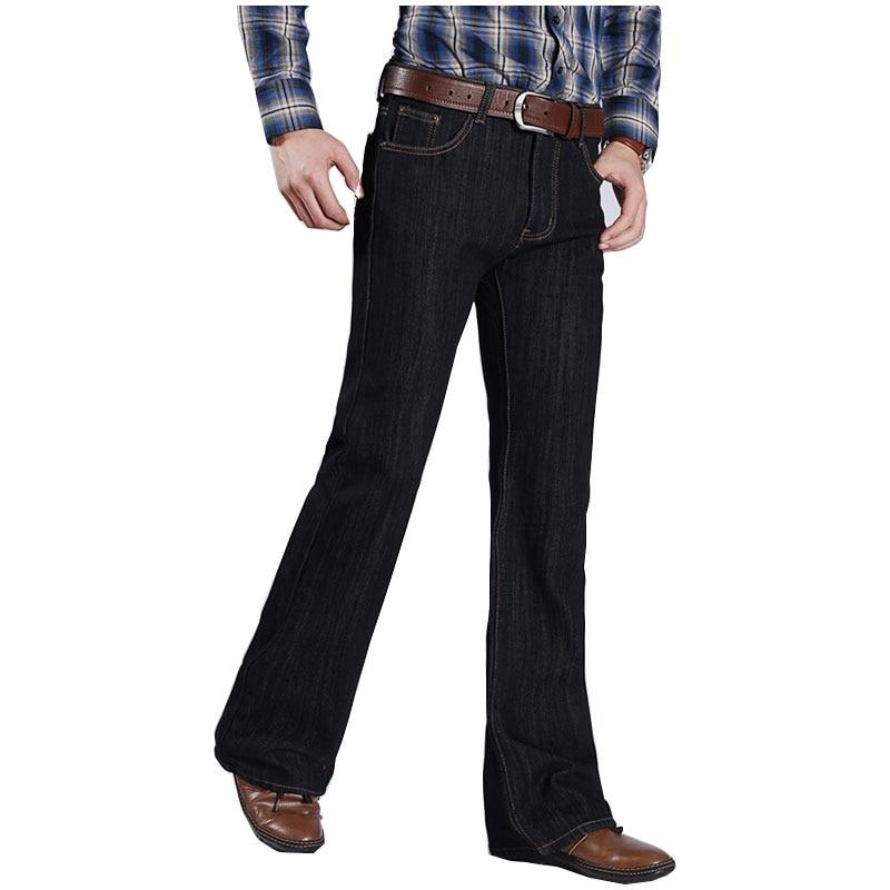 Doprava zdarma Vysoce kvalitní pánské zimní sametové džíny - Pánské oblečení