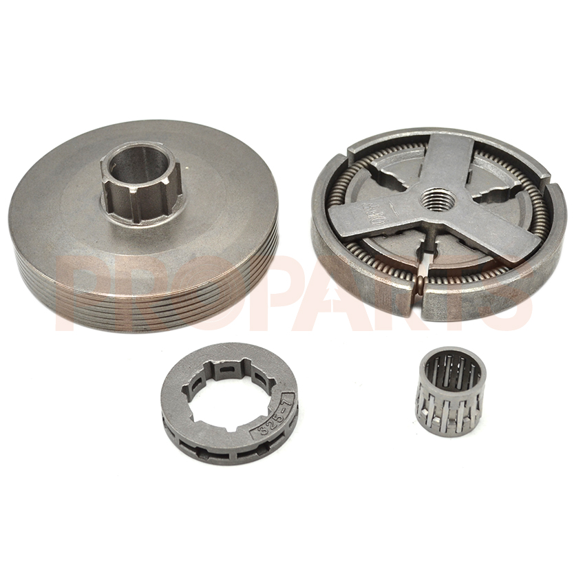 .325  Rim Sprocket Clutch Drum Needle Bearing Fit For Petrol Chain saw 45cc 52cc 58cc 4500 5200 5800 Replacement Parts 325 rim sprocket clutch drum needle bearing fit for petrol chain saw 45cc 52cc 58cc 4500 5200 5800 replacement parts
