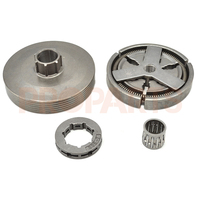 325 Rim Sprocket Clutch Drum Needle Bearing Fit For Petrol Chain Saw 45cc 52cc 58cc