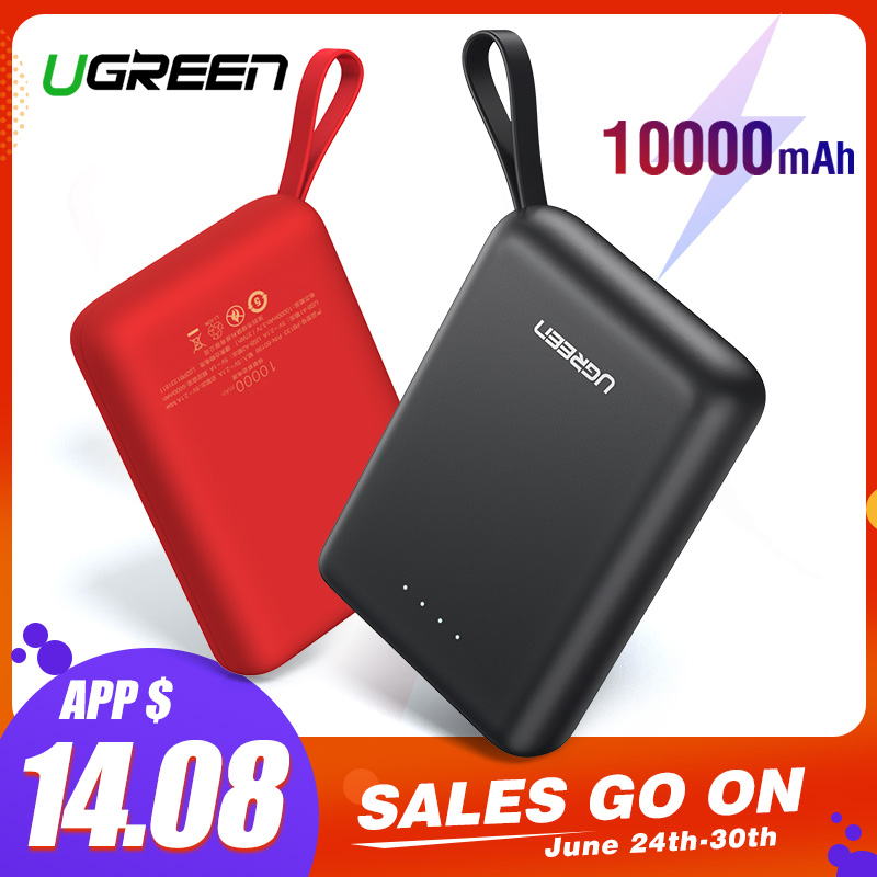 Ugreen Power Bank for Xiaomi Mini Pover Bank 10000mAh Portable External Phone Battery Charger for iPhone X Huawei P20 PoverBankUgreen Power Bank for Xiaomi Mini Pover Bank 10000mAh Portable External Phone Battery Charger for iPhone X Huawei P20 PoverBank