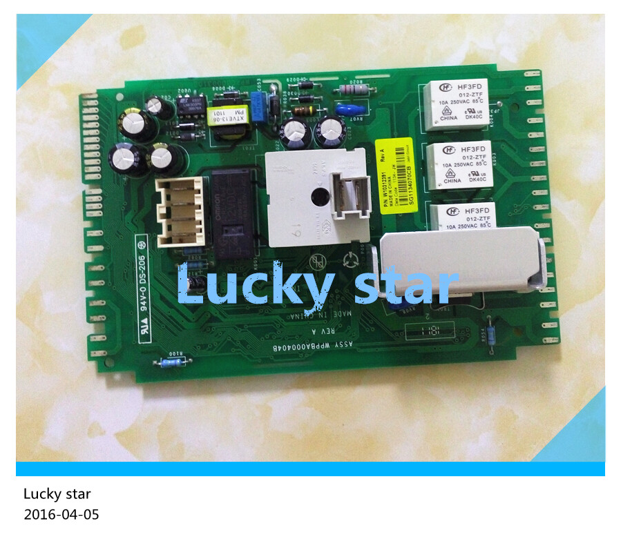 95% new good working High-quality for Whirlpool washing machine Computer board WFS1073CD W10312391 board good working high quality for lg washing machine computer board wd n10310d ebr61282428 ebr61282527 board