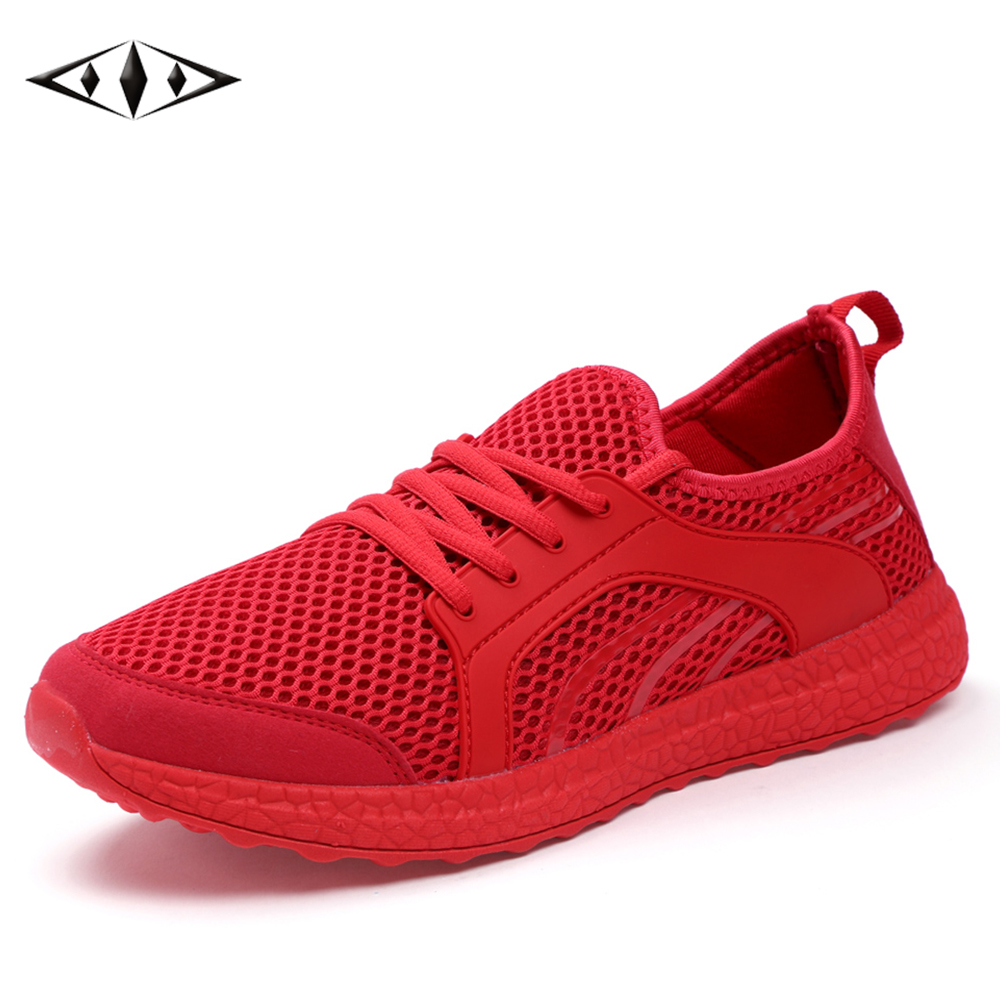 LEMAI New Leisure Women Running Shoes Autumn Breathable Air Mesh Boy Sneakers Super Light Outdoor Sport Shoes Eur 40-44 f021-2