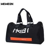 Professional Large Sports Bag Lightweight Nylon Gym Bag Men Training Handbag Portable Shoulder Fitness Bag Large