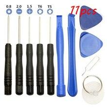 Geoeon 11 in 1 Opening Tools Mobile Phone Repair Tools Kit Screwdriver Set
