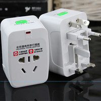 All In One US EU AU UK Universal Wall Charger Adapters AC Power Socket Plug Adaptor