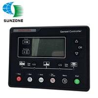 6120U AMF Diesel Generator Controller Terminal Box LCD Controller Replacement For HGM6120U