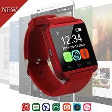 New Fahion Sport Smart font b Watch b font Electronic Intelligent Clock U8 Pedometer For font
