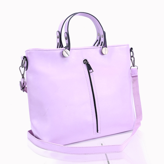 2016 New Fashion Women Messenger Bags Leather Women's Shoulder Bag Crossbody Bags Casual Famous Brand Popular Ladies Handbags