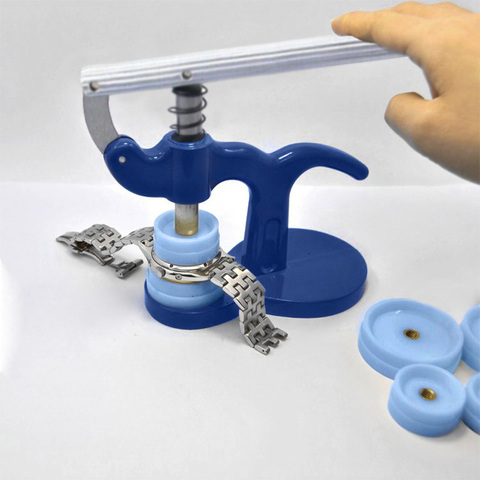 Relógio de Volta Luxfacigoo Case Abridor Vermaker Imprensa Mais Perto Conjunto Plástico Vidro Cristal Wathes Kit Ferramenta Reparo tt @ 88