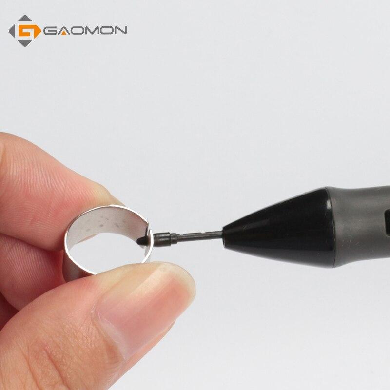 GAOMON Paquete de 20 puntas de repuesto para lápiz de tableta - Periféricos de la computadora - foto 3