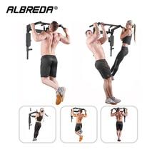 ALBREDA настенный турник бытовой-внутренний свинцовый прибор домашнее фитнес-оборудование с параллельной пробивкой