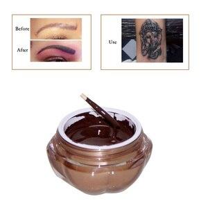 Image 1 - קעקוע דיו 1 יחידות עמוק קפה קבוע איפור פיגמנטים קעקוע פיגמנט לגבות שפתיים Microblading