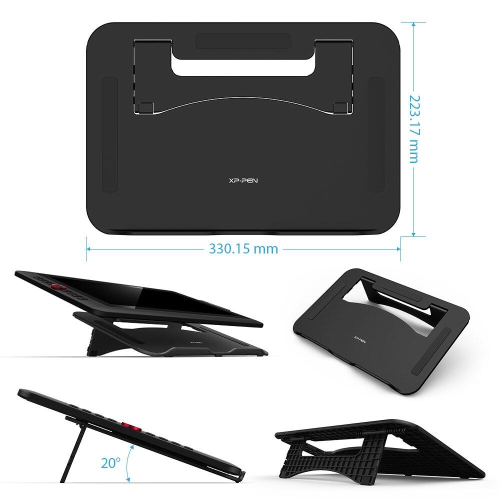 XP-Pen Artist15.6 Pro tablette de dessin moniteur graphique tablette numérique cadran rouge avec 60 degrés de fonction d'inclinaison et 8 touches express - 5