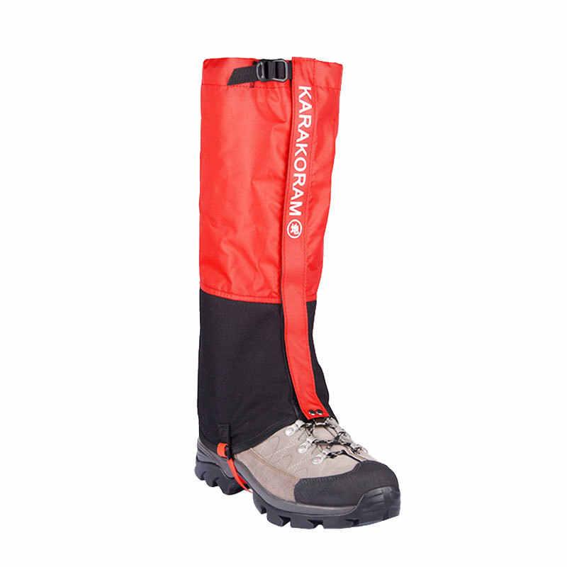 2019 Su Geçirmez Kayak Botları Çorapları Erkekler Kadınlar Çocuklar Bisiklet Ayakkabı Kapağı Açık Yürüyüş Trekking Tırmanma Kar bacak ısıtıcısı Çorapları