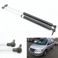 1Pair Auto Rear Hatch Lift Supports Shocks Struts Fit For 2001 2007 Chrysler Town Country
