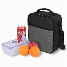 Keep Warm Insulated Lunch Bags For Kids Outings Picnic Portable Fridge Cooler Freezer Bags