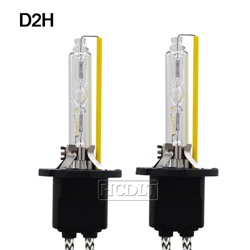 HCDLT Fast Bright 35W F3 HID Slim Ballast Auto Car Headlight Kit Xenon 5500K D2H 9012 H1 H3 HB3 HB4 H7 H11 HID Replacement Bulb (3)