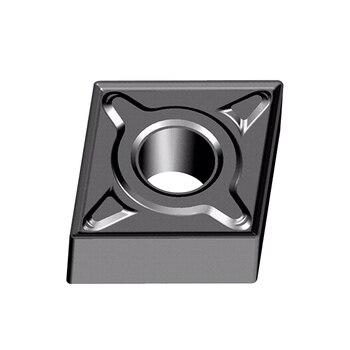 10pcs YBM153 YBM253 CNMG 120404 EM Tungsten Carbide Inserts Face Milling Cutter Turning Tool