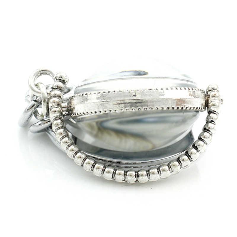 Llavero colgante de mamá vintage TAFREE con doble cara rotativo amor americano juego de fútbol llavero soporte de anillo de joyería SP794