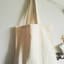 Экологичная сумка для книг, простая хлопковая Подарочная сумка, пустая сумка для покупок для творчества