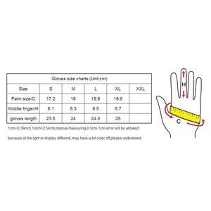 Image 5 - Женские перчатки с мягкой подкладкой, зимние перчатки из натуральной кожи, модные перчатки из овечьей шкуры, бесплатная доставка, L013NC, 2020